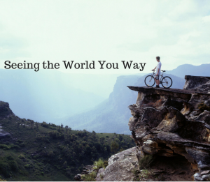 Seeing the world your way Contact lenses