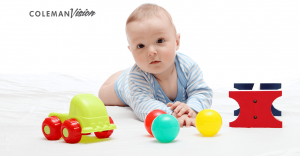 Coleman Vision - Benefits of Tummy Time