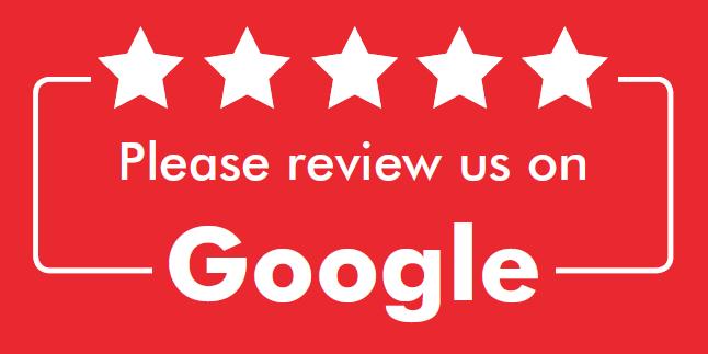 Please Review Us on Google plus