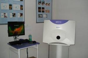 Boyd Optomap equipment