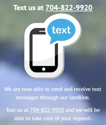 Advanced Family Eye Care Text Appointment