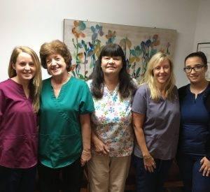 Dr Maslansky Middletown staff picture