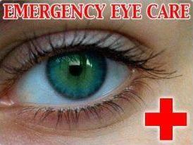 Emergency eye care pic