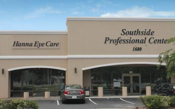 Hanna Eye Care exterior