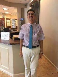 Greg optician
