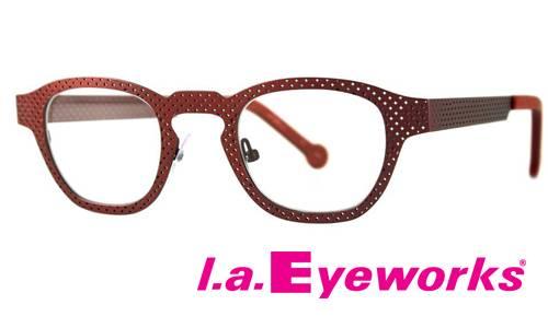 L.A. eyeworks frame