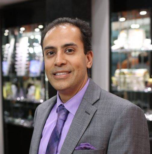 Dr. Akshet Joshi, O.D.
