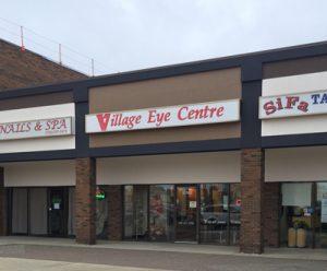 eye care Edmonton, AB