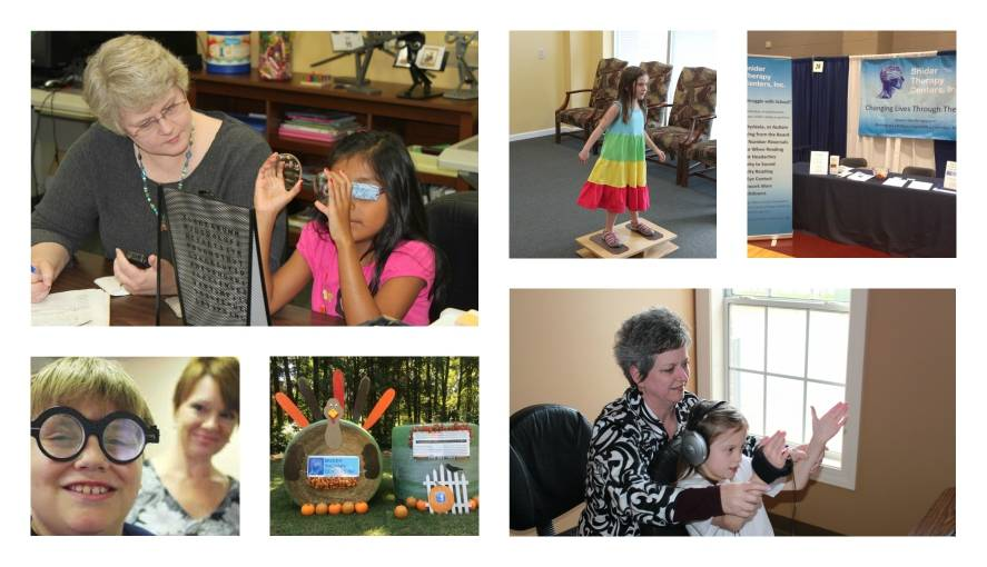 vision therapy collage 1