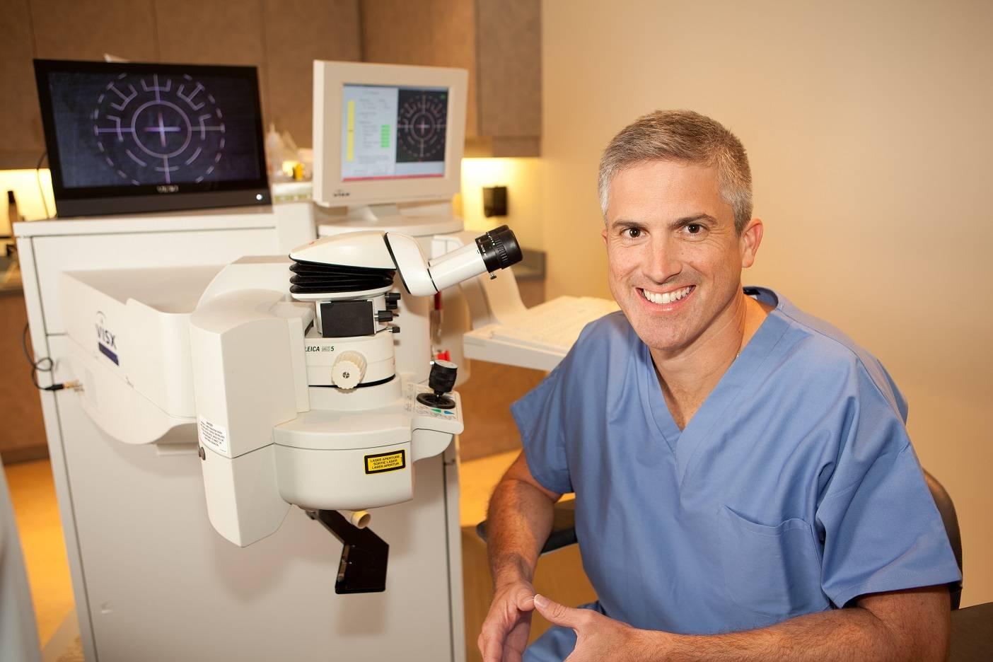 Dr Villazon with visx 2