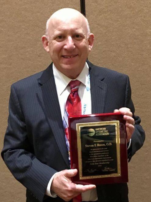 Rosen award