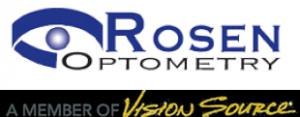 Rosen Optometry, member of Vision Source - Logo
