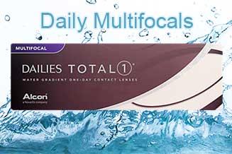 dailies total 1 multifocal houston tx