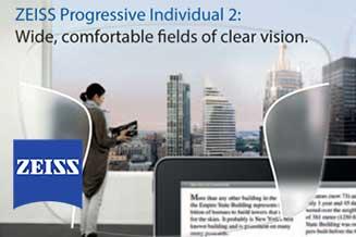 zeiss progressive individual 2 houston