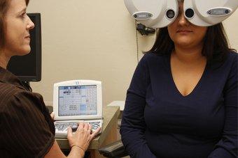 eye exam green valley