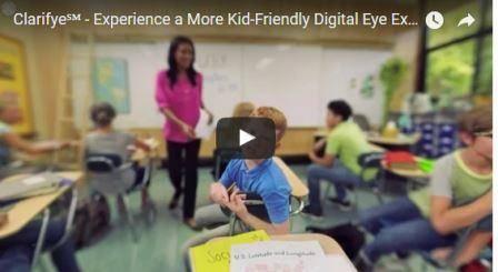 clarifye kids, eye doctor, Ridgewood, NJ