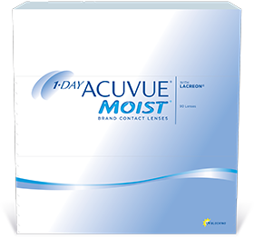 1-DAY ACUVUE® MOIST® FROM J&J