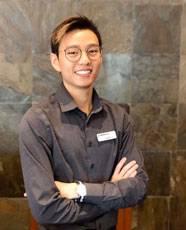 Browz Eyeware Staff Member Albert