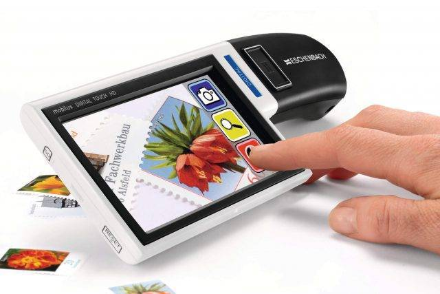 Mobilux Digital Touch 2 with stand