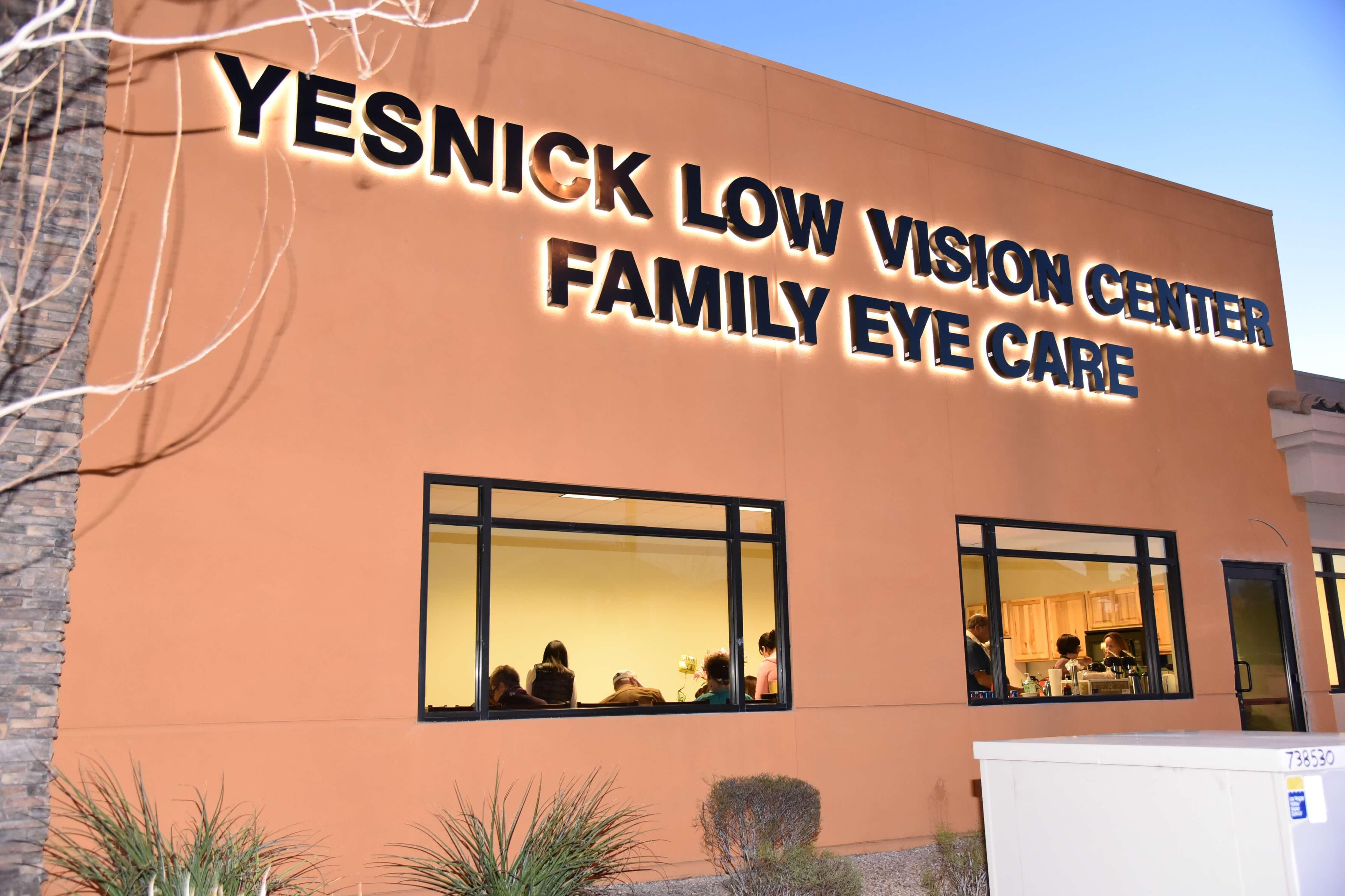 The premier Low Vision Center In Las Vegas Nevada