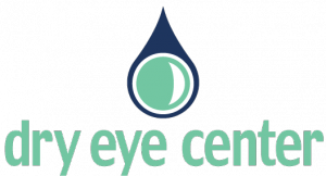 2 color Dry Eye Center Logo 01