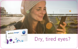 contacts for dry eyes