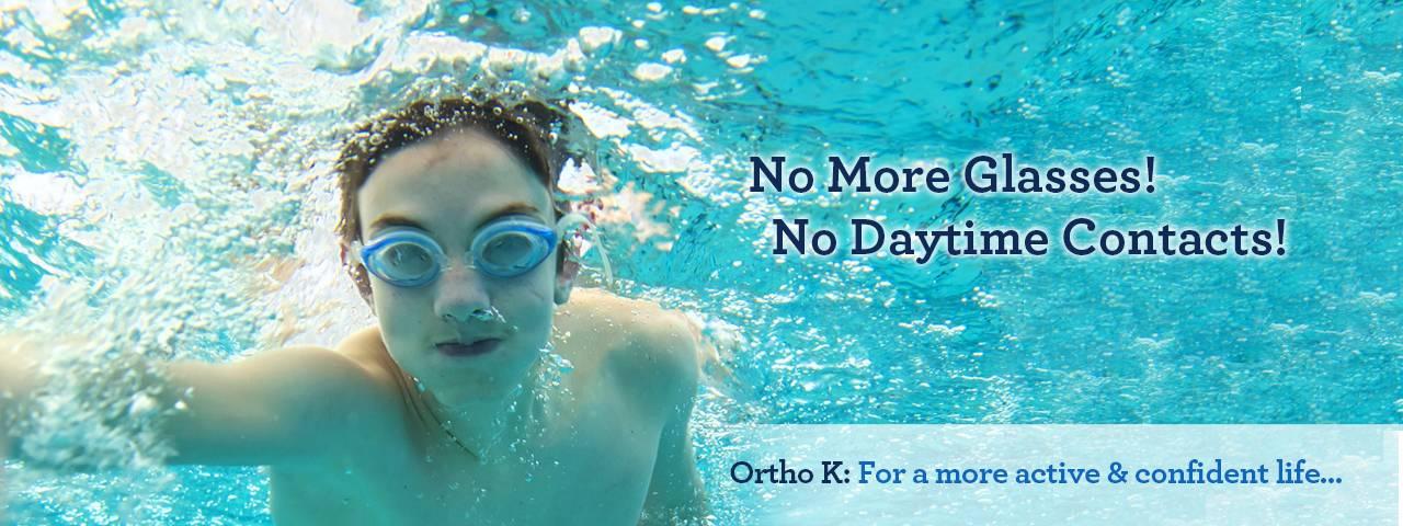 orthok teen swimmer slide