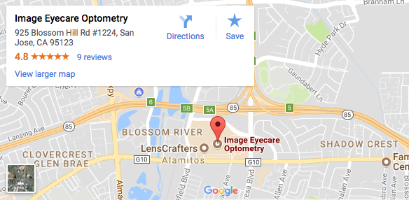 Image Eyecare Optometry 925 Blossom Hill Rd #1224, San Jose, CA 95123