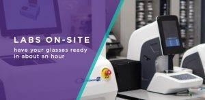 On-site Optical Lab