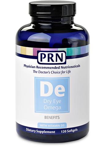 Dry Eye Omega Benefits
