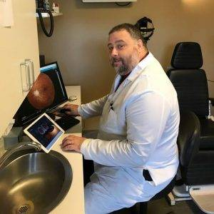 Dr. Steven L. Silverstone Eye Exam Results Final