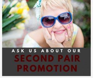 Envision Optique - Second Pair Promotion - Coral Gables, FL