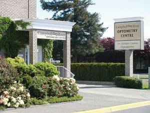 eye care clinic in Campbell River BC