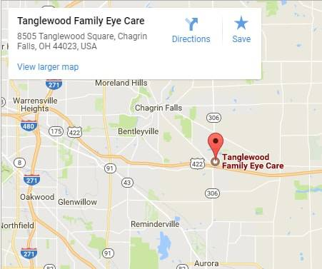 eye doctor and optical in mentor oh