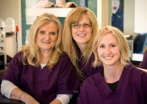 staff of professional visioncare