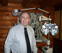 Dr. Steven Rafalowsky optometrist in Marlborough CT