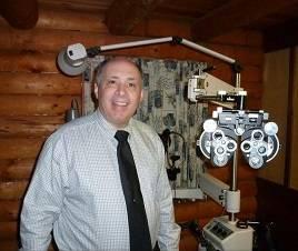 Dr. Steven Rafalowsky optometrist in Marlborough CT