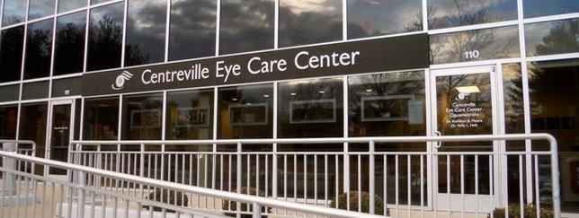 img centreville eye care center exterior