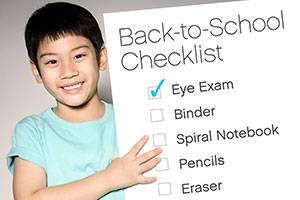 back to school eye exams greensboro