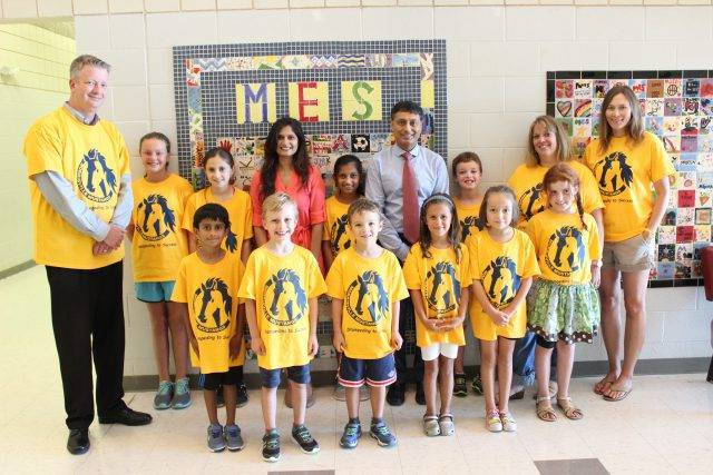 Proud to support the kids, faculty and PTA at Morrisville Elementary School