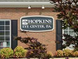 Hopkins Eye Center in Greenville