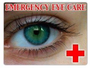 eye emergency care 300x225