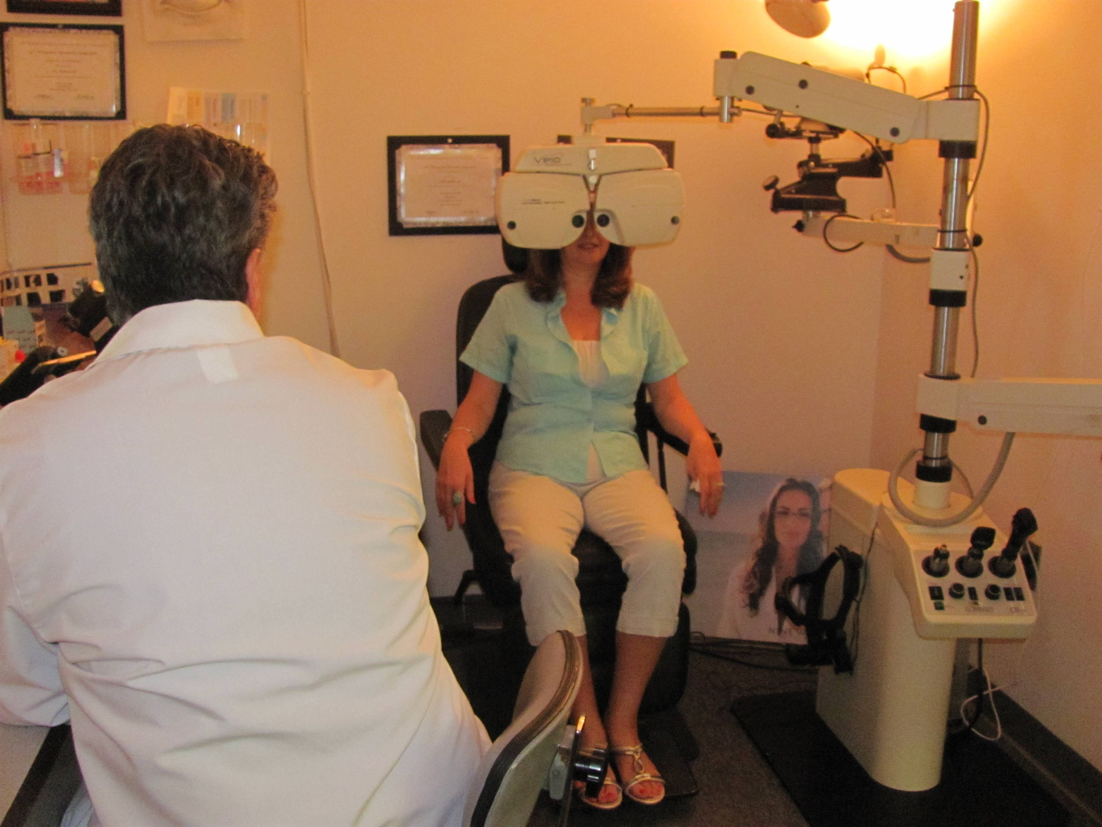 Dr. Lior Koppel provides the best eye exams in South Plainfield. Call 908-822-1100 for a thorough eye exam South Plainfield