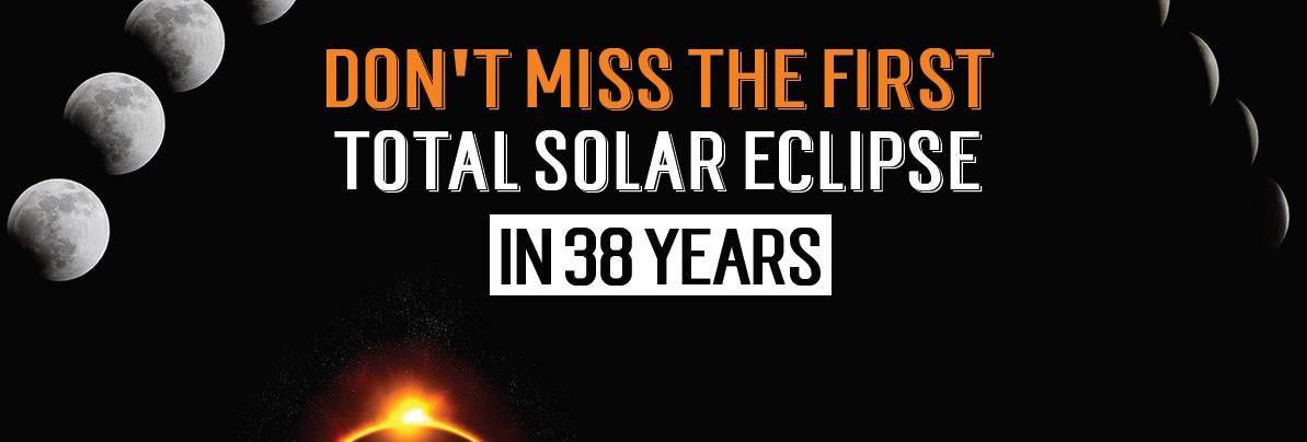 Eclipse 2017 advert
