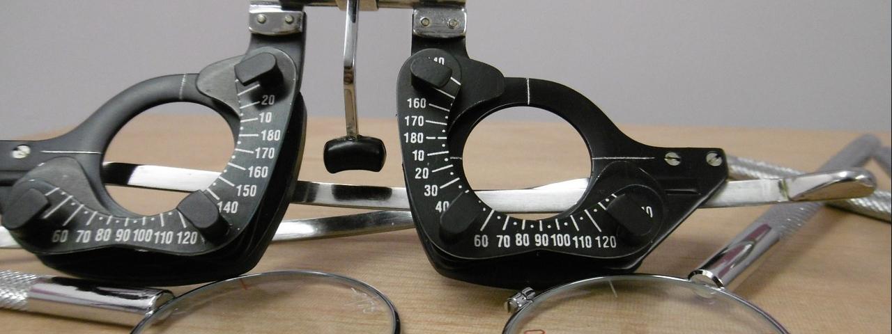 Eye Testing Equiptment 1280x480