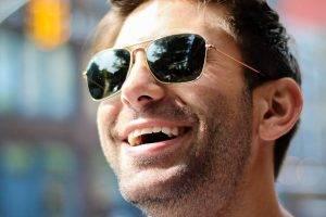 Man Smiling Sunglasses 1280x853