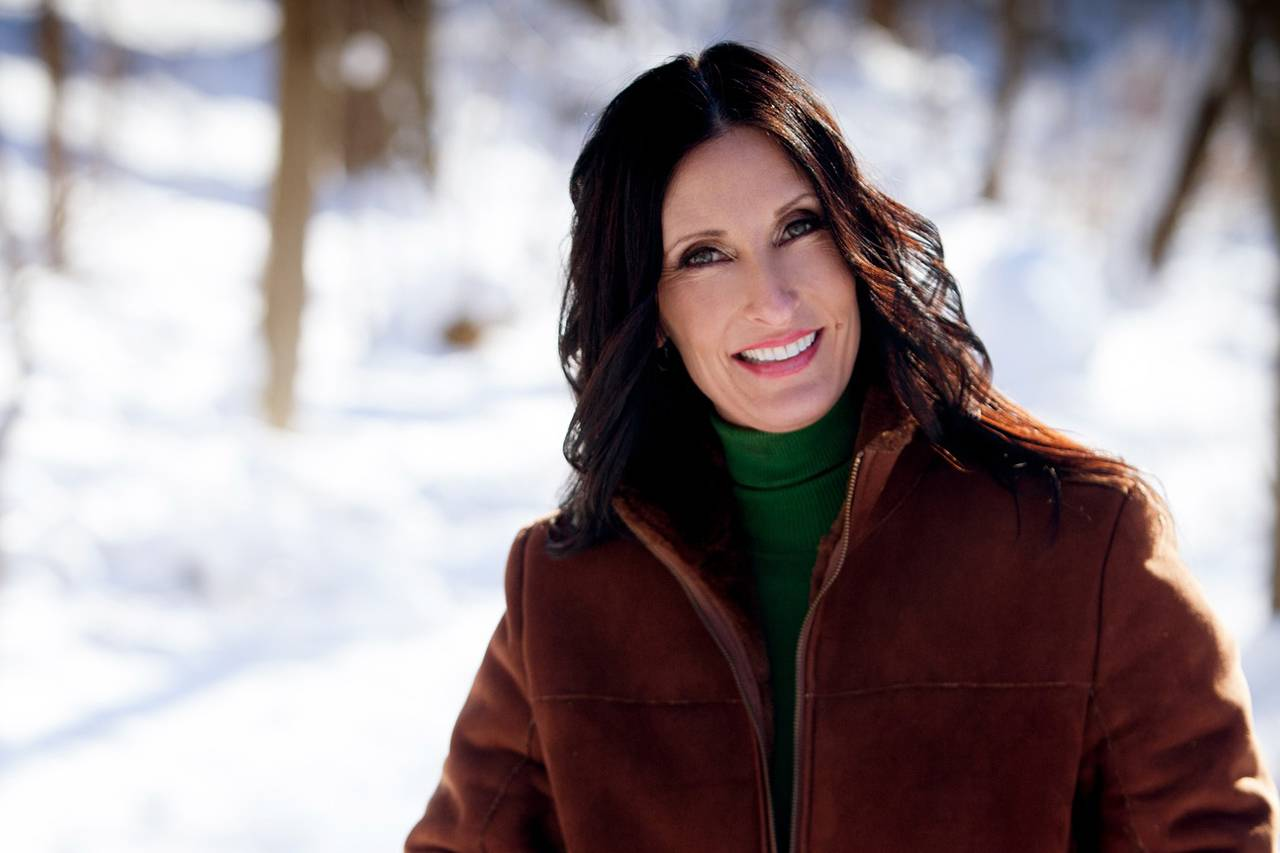 Middle Aged Woman Winter 1280x853