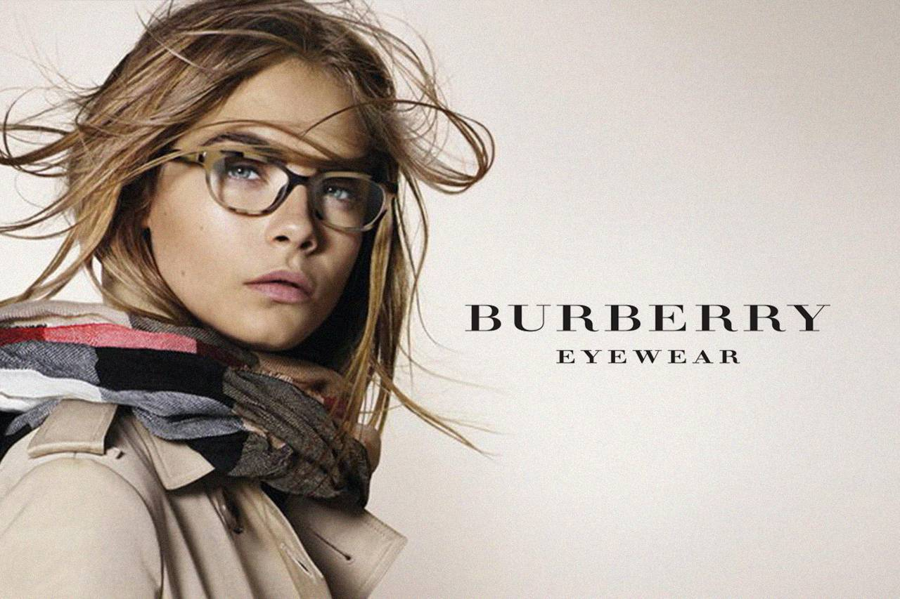 burberry glasses woman