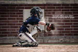 child sports baseball catcher