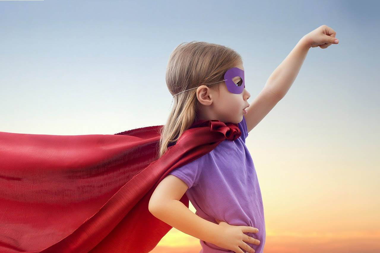 Let your kid be a Superkid! Bring her here for a Las Vegas eye exam for children!